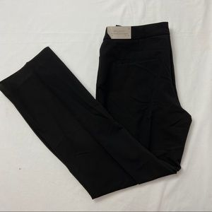 NEW Studio Ladies Black Straight Fit Pants